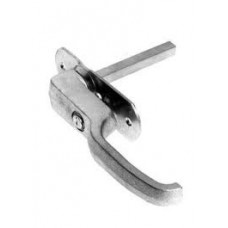 """AH-111-C-5/8-SS  STAINLESS STEEL  KEY LOCKING H/D HANDLE WITH 5/8"""" SQUARE SHANK"""